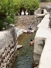The Unesco site, Falaj Daris!