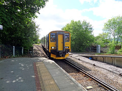 150233 at Bere Alston (Marky7890) Tags: station train railway devon sprinter dmu tamarvalleyline fgw class150 berealston 150233 2p91