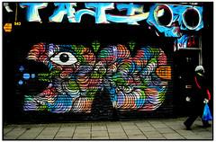 KEF ON HOLLOWAY ROAD (StockCarPete) Tags: streetart shutters kef londonstreetart shutterart