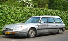 1987 Citroën CX Break 25 TRI (rvandermaar) Tags: 1987 citroën cx break 25 tri citroëncx citroen citroencx citroëncxbreak citroencxbreak sidecode4 rs24yx rvdm