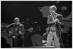 Megas og Skúli (Gaflarinn) Tags: people bw music white black photography iceland song og ísland svart magnús megas gítar skúli tónlist jónsson söngur þór hvítt