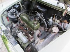 Wolseley Hornet MkIII (1969).