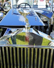 RR (Darren Tolley) Tags: reflection car rollsroyce gloucestershiremotorshow