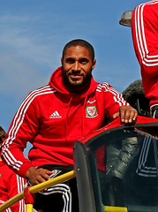 Wales Euro 2016 Homecoming Parade (Dean20304) Tags: city wales football williams stadium euro ashley aaron cardiff together bale gareth stronger ramsey 2016