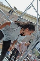 Compagnie Dyptik - D - Construction (c) Henry Krul (15) (Henry Krul) Tags: dance construction outdoor d henry op hip hop dans krul deventer straattheater streettheatre 2016 stelten dyptik