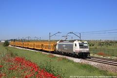 253.017-9 (Davuz95) Tags: madrid spain 9 rail 07 spagna 253 renfe coslada merciandies