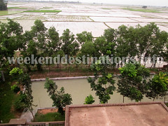 View from Singee village guesthouse (Weekend Destinations) Tags: singee vilage guest house bardhaman bardaman