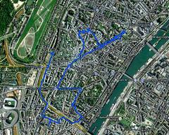 Hector Guimard walking tour in Paris 16th (stshank) Tags: paris architecture walk hectorguimard auteuil