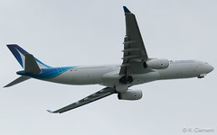[RUN] Airbus A330-343X - F-HZEN - Corsair - MSN1376 - FMEE (R. Clment (MrClemfly) Photography) Tags: corsair corsairinternational fhzen run fmee