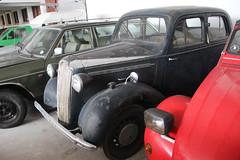 Vauxhall (Benny Hünersen) Tags: bil auto automobil museum næstved car juli july 2016 vauxhall