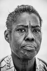 Ramona (Thomas Hawk) Tags: bw usa unitedstates fav50 michigan unitedstatesofamerica detroit ramona fav10 fav25 2portrait 2portraits