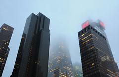 foggy New York (dirklie65) Tags: new york usa fog manhattan scyscrapers