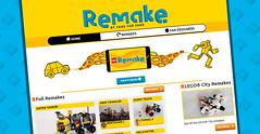 LEGO Remake (hello_bricks) Tags: lego remake legoremake instructions notice sets