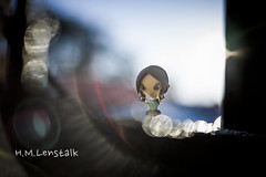 L1154624 (H.M.Lentalk) Tags: laracroft tombraider leica m9 m summilux summiluxm 114 f14 14 50 50mm toy stilllife 11450 asph