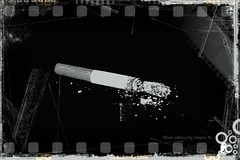 """Deterioration""  (about ""wear and tear"") (alogico) Tags: life cigarette philosophy psicologia vita consumption wearandtear psychology filosofia consumo deterioration sigaretta psychoanalysis arthurschopenhauer psicoanalisi alogico"