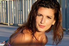 Modelsharing (andrea_giglioli1982) Tags: model modelli modelsharing viso primopiano pool piscina tramonto eos canon 750