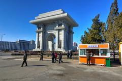 Pyongyang Arch of Triumph (Gedsman) Tags: northkorea north korea pyongyang kim communism communist juche history tradition
