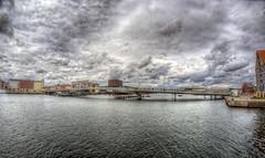 Kyssebroen (KonHenrik) Tags: d7100 danmark denmark kbenhavn copenhagen samyang8mm inderhavnsbroen harbor kyssebroen