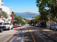 San Francisco (FRAUSCHNERT) Tags: sanfrancisco steil strasen sehenswrdigkeit architektur kalifornien sommer hitzewelle roadtrip rundreise mietwagen unterwegs highlights usa amerika westkste hitze heis urlaub frauschoenert reise highway1