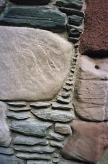 The Stones of Lochranza Castle, Arran, Scotland, June 2016 (Dr John2005) Tags: arran firthofclyde stones ayrshire island lochranza building architecture construction castle scotland colour texture surfaces westkilbride northayrhsire
