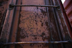 Solo Artist (Revise_D) Tags: soloartist graffiti graff freight fr8heaven fr8 fr8aholics fr8bench freightlyfe revised