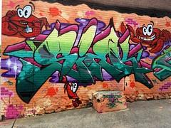 siek-crabs2016 (SIEKONE.ID) Tags: siek baltimore graffiti art daver pacrew flyid pfe crew kts gak siekflyid