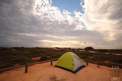 Camping (Garfield4989) Tags: western australia australien camping cape range