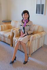 Office uniform 1511_1_05 (akichan980) Tags: crossdressing crossdresser  officelady businesswoman ol   uniform   japanese