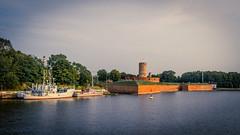 Wisloujscie fstning - Gdansk hamn (mikper) Tags: resa gdansk fstning wisloujscie polen gdask pomorskie pl