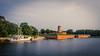 Wisloujscie fästning - Gdansk hamn (mikper) Tags: resa gdansk fästning wisloujscie polen gdańsk pomorskie pl