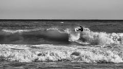 P4270653 (Roberto Silverio) Tags: surf bw balckwhite surfing surfer water watersport olympuscamera olympusphotography sea mare bianco nero zuikolens zuikodigital liguria waves vzz varazze mareggiata