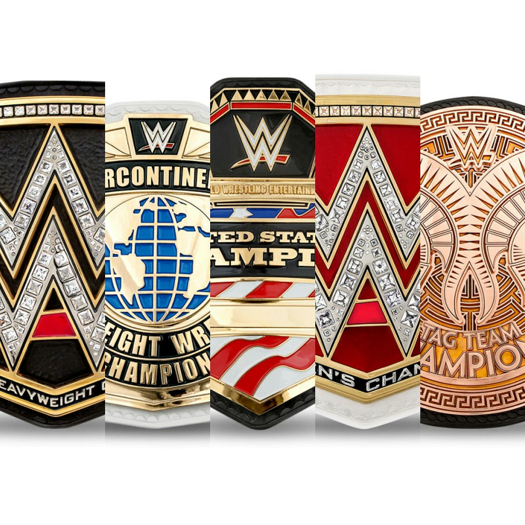how to make wwe championship belt