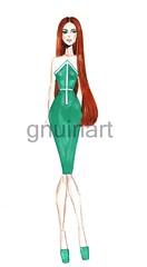 Genuine Horoscope - Sagittarius (G-nuinart) Tags: art artwork arte x dibujo drawing design diseño dress designs diseños disney illustration ilustración ilustracion icon inspired horoscope horoscopo horóscopo sagitario sagittarius genuine gnuinart