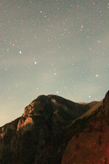 Dipper (angelic_nes) Tags: bigdipper nighttime photography sky stars outdoors bc mountain