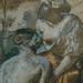CHASSERIAU Théodore,1840 - Diane et Actéon, Etude (drawing, dessin, disegno-Louvre RF24456) - Detail 10