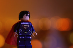 Superman (-4n-) Tags: superman lego minifigures durdomontour  bokeh