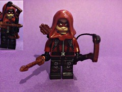 Custom Lego bow and arrow (captaincustom/collector) Tags: lego custom bow arrow arsenal dc