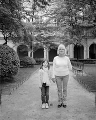 Famille Aurélie (Denis G.) Tags: 4x5 chambre largeformat viewcamera 2015 foma100 standdev largeformatportrait buschpressmand 20ml15l
