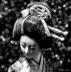 Mundo de contrastes (debjean31) Tags: world white black blanco contrast negro geisha contraste mundo