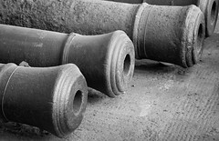 Chatham slip building 05 may 15 (Shaun the grime lover) Tags: building monochrome museum kent dock gun military navy chatham covered weapon cannon slip naval dockyard no3