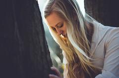 (Kaat dg) Tags: light portrait sunlight girl hair 50mm nikon natural bokeh 14 d5200
