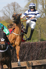 American Spin unseats 4 (Arkle1) Tags:
