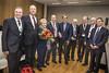Verleihung der Ehrenmitgliedschaften im Rahmen der Eröffnung