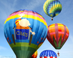 Temecula Valley Balloon and Wine Festival 2015 5.30.15 14 (Marcie Gonzalez) Tags: california above county ca blue light sky usa hot color colors festival america balloons festive fun fire photography fly us photo colorful riverside bright wine air united flames cluster north group balloon calif southern event flame socal cal photograph valley round states gonzalez hotairballoons temecula marcie 2015 so temeculaballoonwinefestival