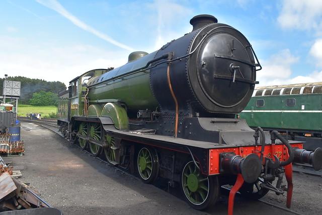 LNER B12