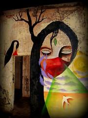 (Felipe Smides) Tags: streetart mural valparaíso pintura muralismo lacalera smides felipesmides