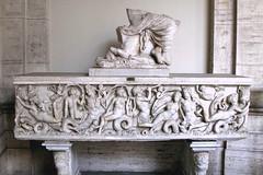 ROMA - MUSEOS VATICANOS - SARCOFAGO ROMANO (2) (mflinera) Tags: roma italia romano sarcofago museos vaticanos