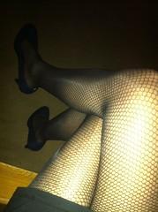 Foto 1 (6) (sara_cdgirl) Tags: crossdress crossdresser pantyhose string strumpfhose feet legs ass cd tv