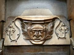 St David's Cathedral, Pembrokeshire (Sheepdog Rex) Tags: greenman misericords stdavidscathedral