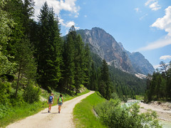 Val di Fanes (sgl0jd) Tags: dolomites dolomiti italy italia tirol mountains viaferrata mountaineering lakegarda lagodigarda cortinadampezzo corvarainbadia scrambling climbing